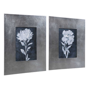 Dream Leaves Framed Prints, S/2 - taylor ray decor