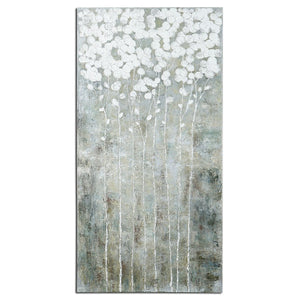 Cotton Florals Wall Art - taylor ray decor