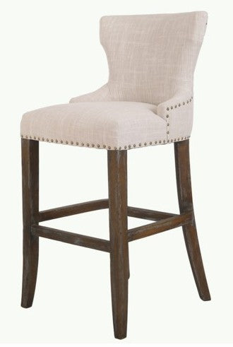 "GEORGE 30"" BAR STOOL"