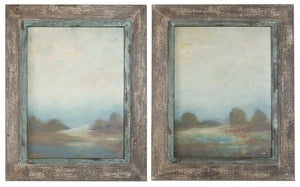 Morning Vistas Oil Reproductions, S/2 - taylor ray decor