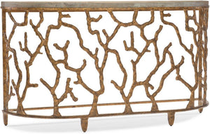 Living Room Coral Console - taylor ray decor