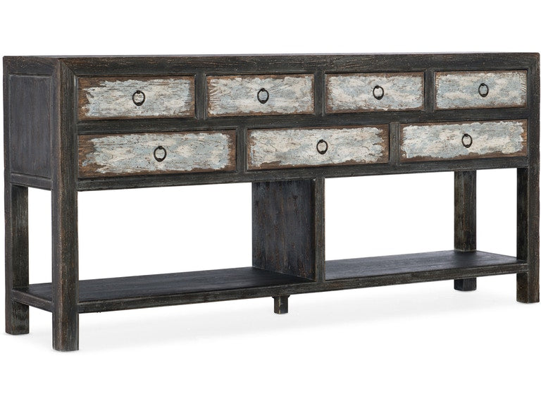 Beaumont Serving Drawer Console