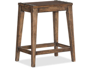Hill Country Medina Lake Backless Counter Stool