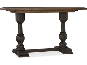 Hill Country Balcones 60in Friendship Table w/2-12in Leaves