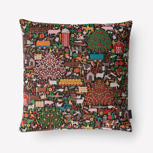 Bavaria Polyester & Cotton Pillow - taylor ray decor