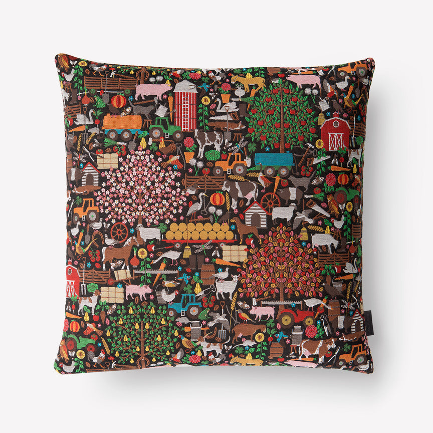 Bavaria Polyester & Cotton Pillow