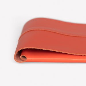 Folded Leather Pouch Small - taylor ray decor
