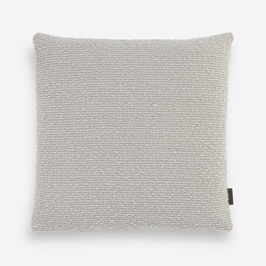 Nestle Wool Cotton Pillow in Antique