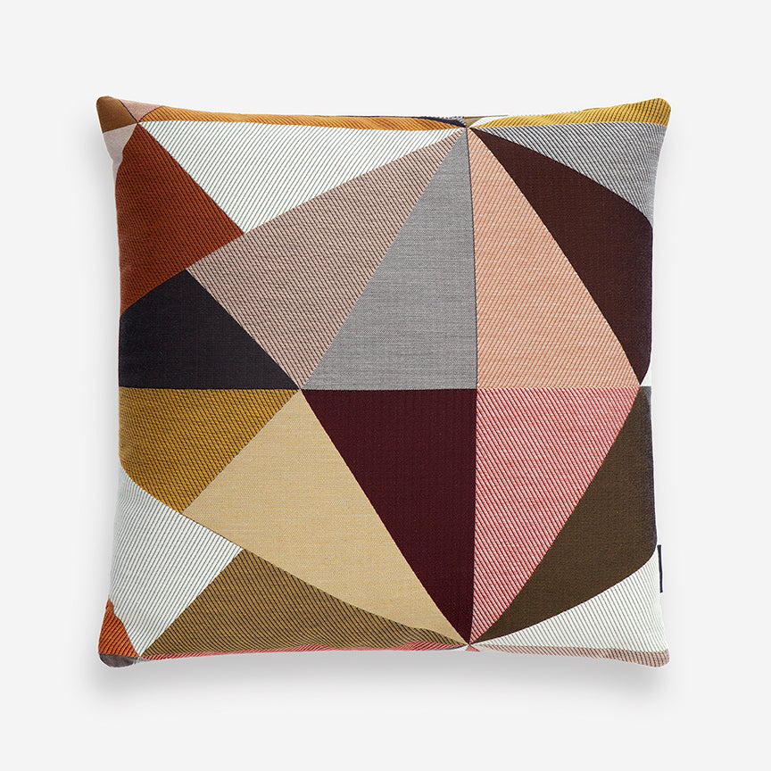 Angles Polyester & Cotton Pillow - taylor ray decor
