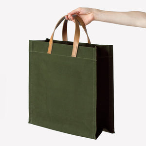 Amsterdam Cotton Canvas Bag