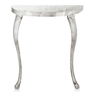 Hamilton Wall Console - Antique Silver