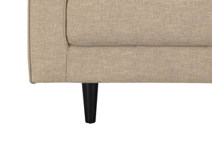 Arthur Tweed Upholstered Sofa