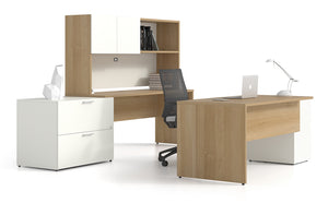 Contemporary Affordable Plan 02 Personal Workspace
