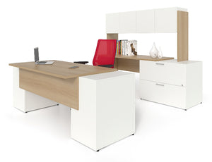 Contemporary Affordable Plan 03 Personal Workspace