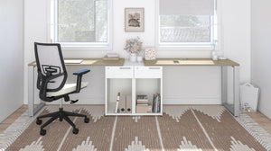 Contemporary Affordable Home Office Plan 03 (sold separately)