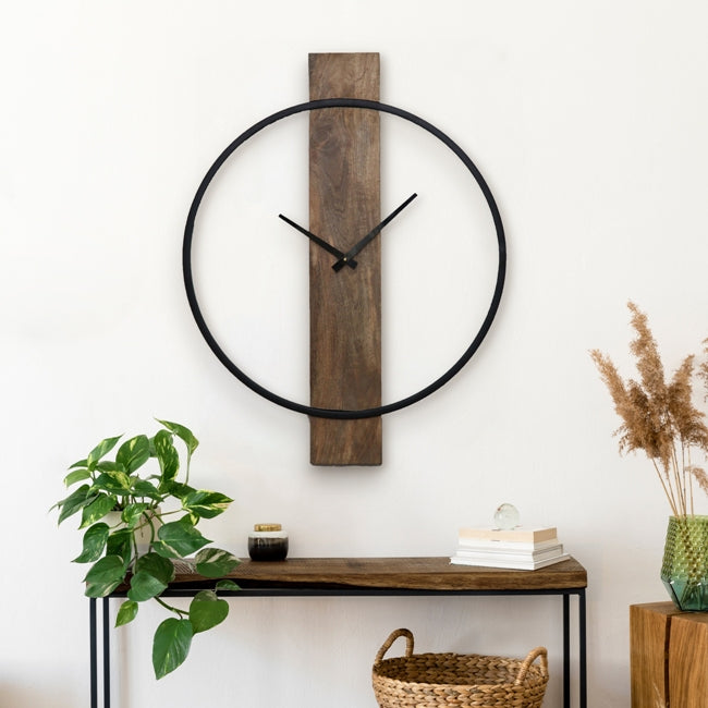 Pearl Wall Clock - taylor ray decor