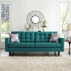 Empress Upholstered Sofa - taylor ray decor