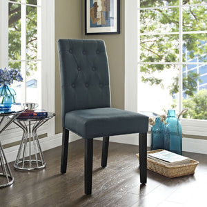 Confer Dining Fabric Side Chair - taylor ray decor
