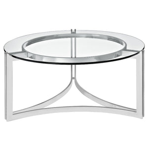 Signet Stainless Steel Coffee Table