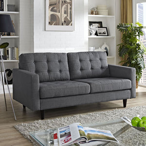 Empress Upholstered Loveseat - taylor ray decor