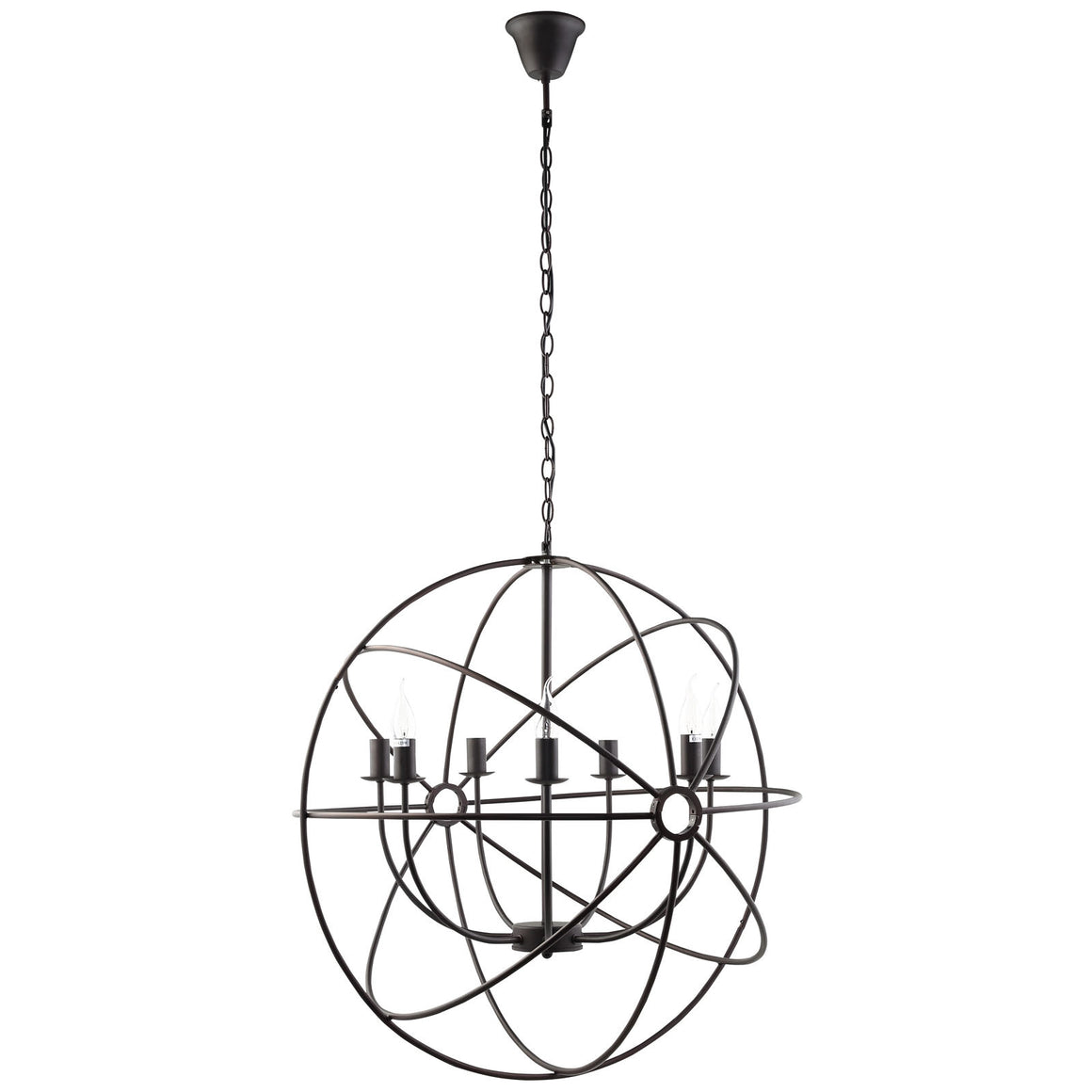 "Atom 29.5"" Medium Chandelier - taylor ray decor"
