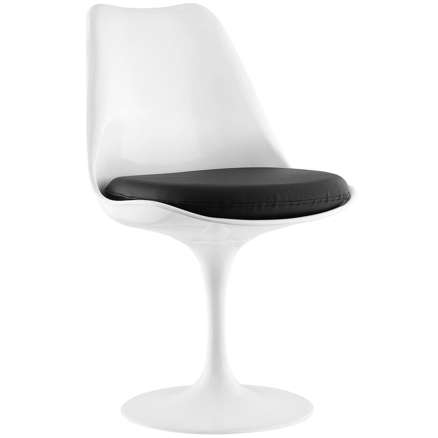 Lippa Modern Dining Vinyl Side Chair