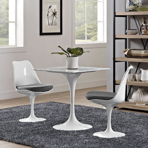 "Lippa 28"" Marble Dining Table"