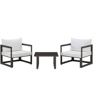 Fortuna 3 Piece Outdoor Patio Armchair Set - taylor ray decor