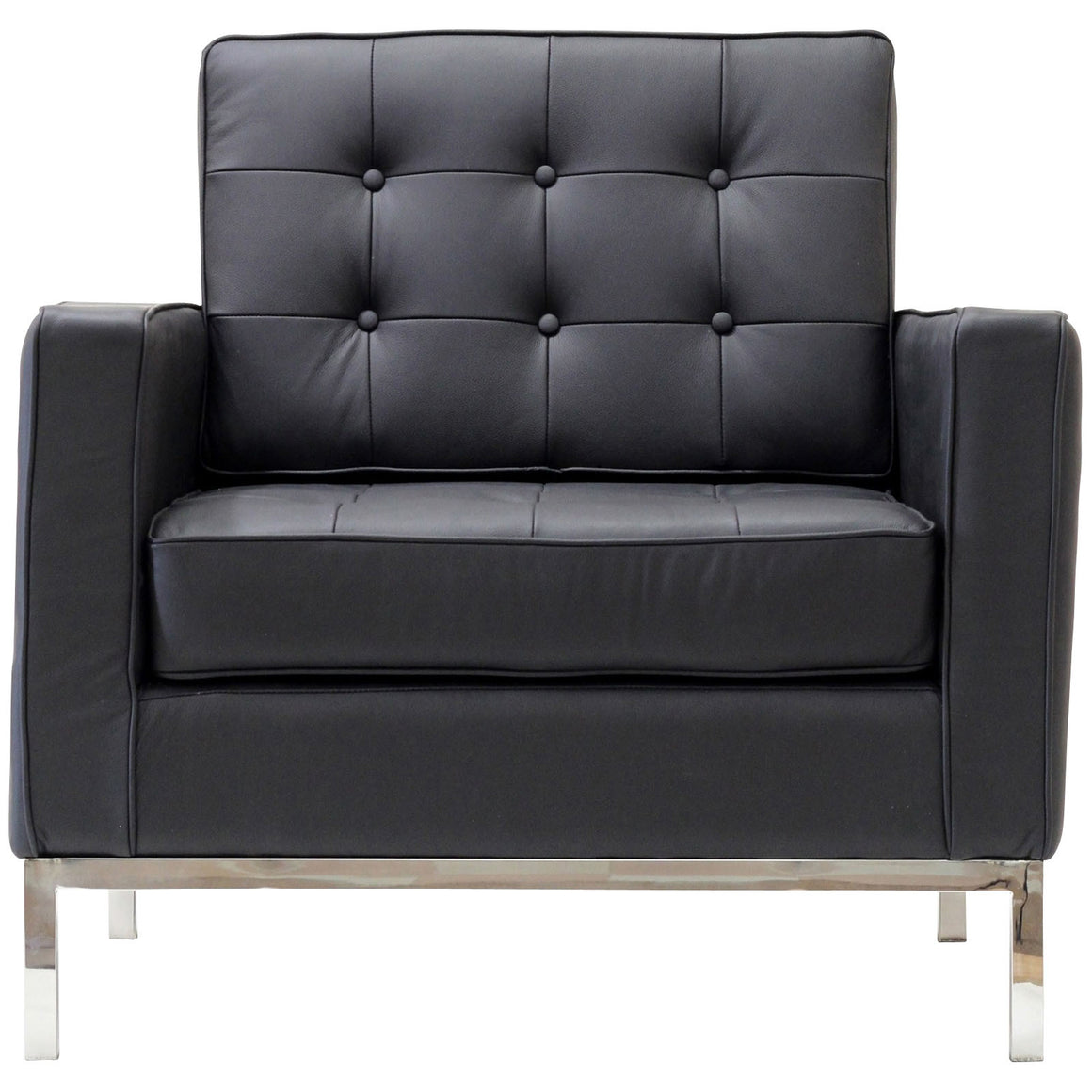 Loft Leather Armchair