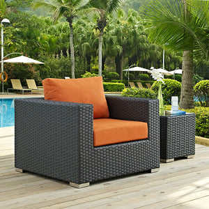 Sojourn Outdoor Patio Armchair - taylor ray decor