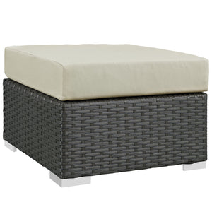 Sojourn Outdoor Patio Ottoman