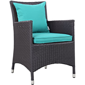 Convene Dining Outdoor Patio Armchair - taylor ray decor