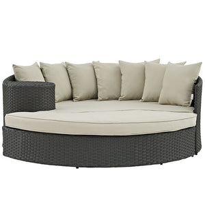 Sojourn Outdoor Patio Daybed - taylor ray decor
