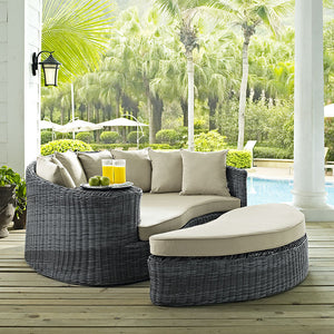 Summon Outdoor Patio Sofa/Daybed - taylor ray decor