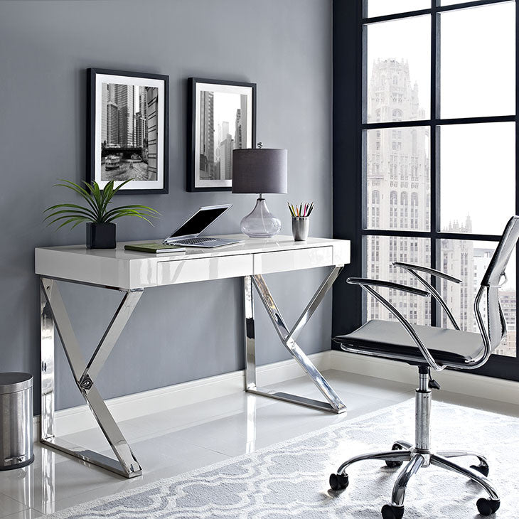 Adjacent Modern Desk