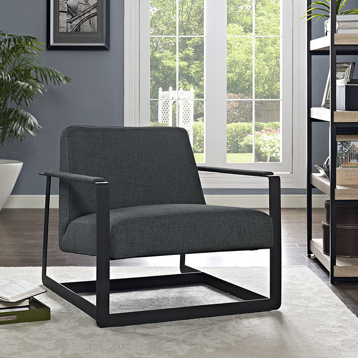 Seg Fabric Accent/Lounge Chair