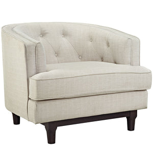 Coast Tufted Armchair