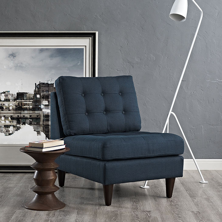 Empress Tufted Lounge/Side Chair