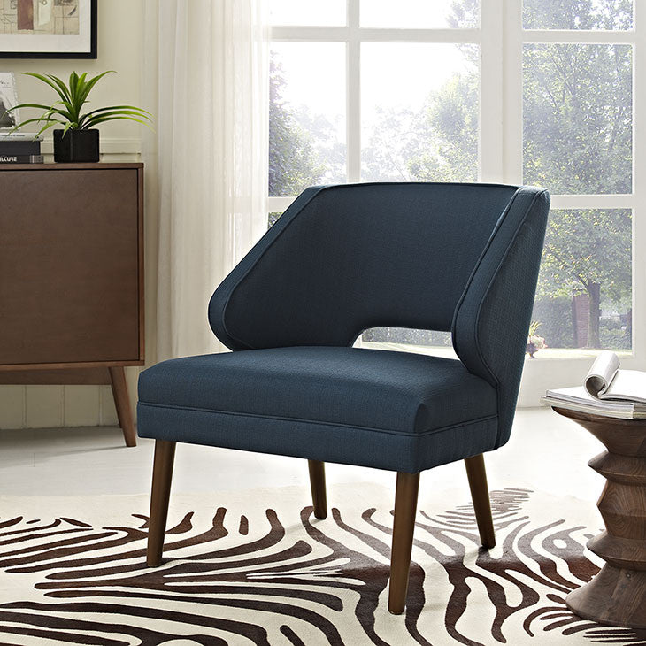Dock Fabric Armchair