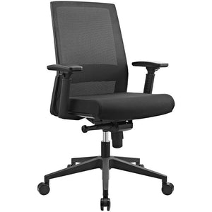 Shift Fabric Office Chair - taylor ray decor