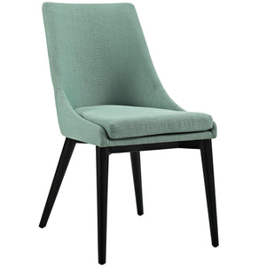 Viscount Fabric Dining Chair - taylor ray decor