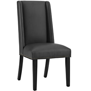 Baron Vinyl Dining Chair - taylor ray decor