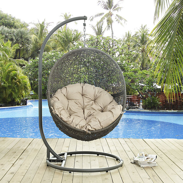 Cloak Outdoor Patio Swing Chair