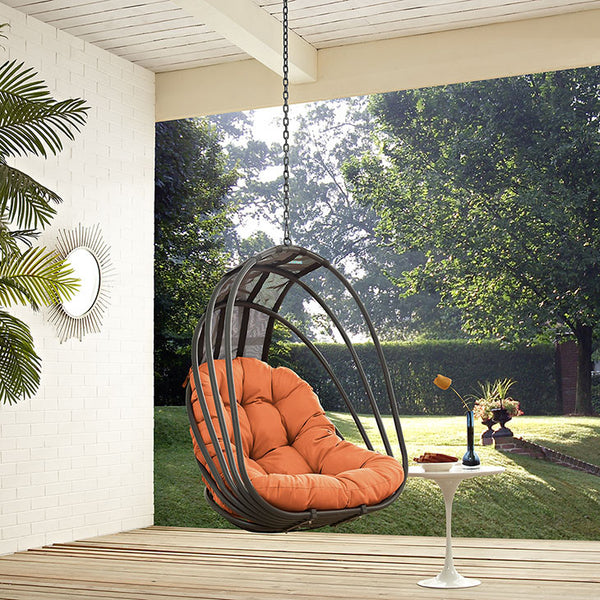 Whisk Outdoor Patio Swing Chair Without Stand