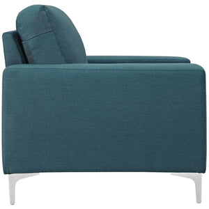ALLURE UPHOLSTERED ARMCHAIR - taylor ray decor