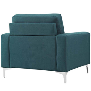 ALLURE UPHOLSTERED ARMCHAIR