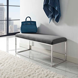 GAZE FABRIC BENCH