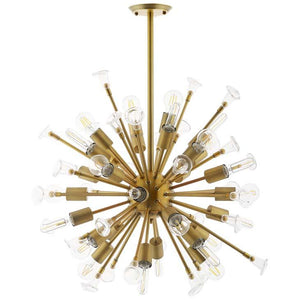 Burst Ceiling Light Pendant / Chandelier - taylor ray decor