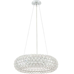"Halo 25"" Pendant Chandelier - taylor ray decor"