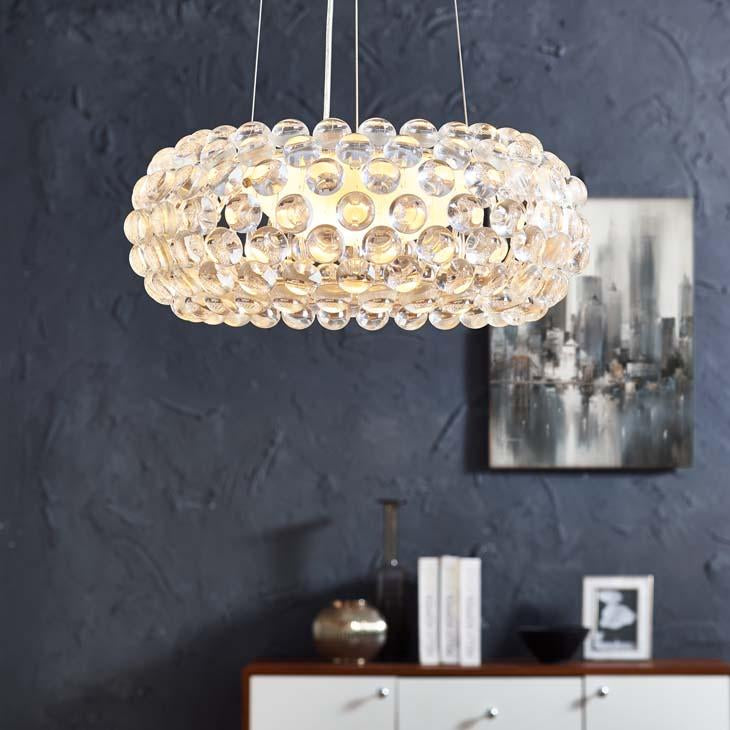 "Halo 20"" Pendant Chandelier - taylor ray decor"
